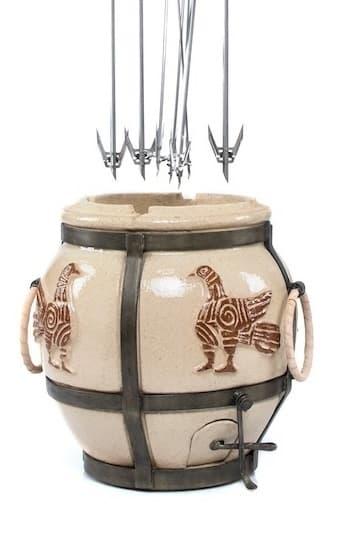 Тандыр Таир, слоновая кость, Эко - фото 6655